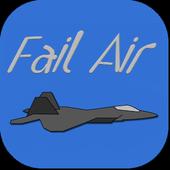 Fail Air icon