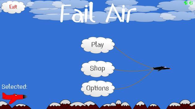Fail Air poster
