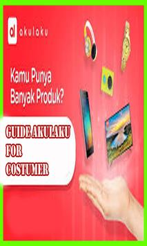 Guide Akulaku For Costumer poster