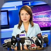 Media Photo Frames Pic Editing App icon
