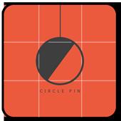 Circle Pin icon