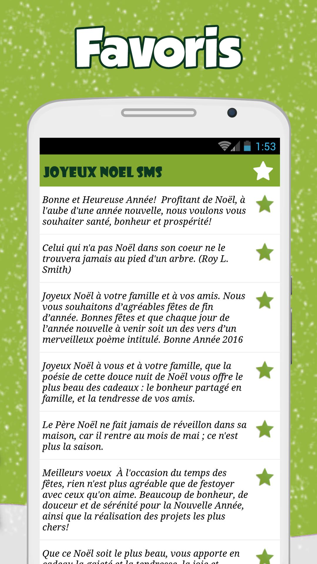 Joyeux Noël Sms For Android Apk Download