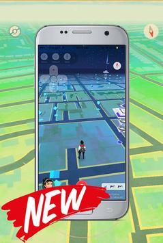 GPS Joystick for Pokemn GO Free poster