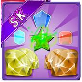 Gems Double Park icon
