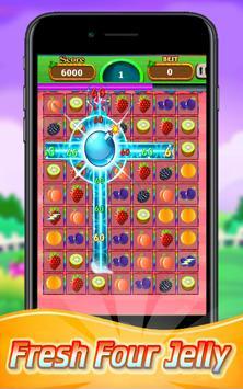 Fresh Four Jelly screenshot 4
