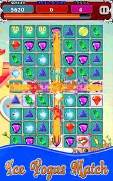 Ice Yogus Match - Diamond screenshot 2