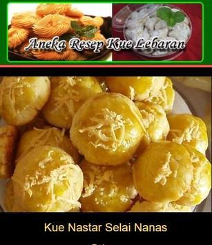 Kue Kering Lebaran poster