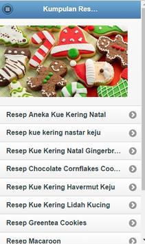 Assorted Pastries Christmas screenshot 2