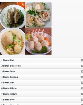 Culinary Meatballs Nusantara screenshot 2