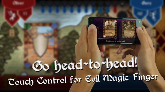 Evil Magic Finger Controller poster