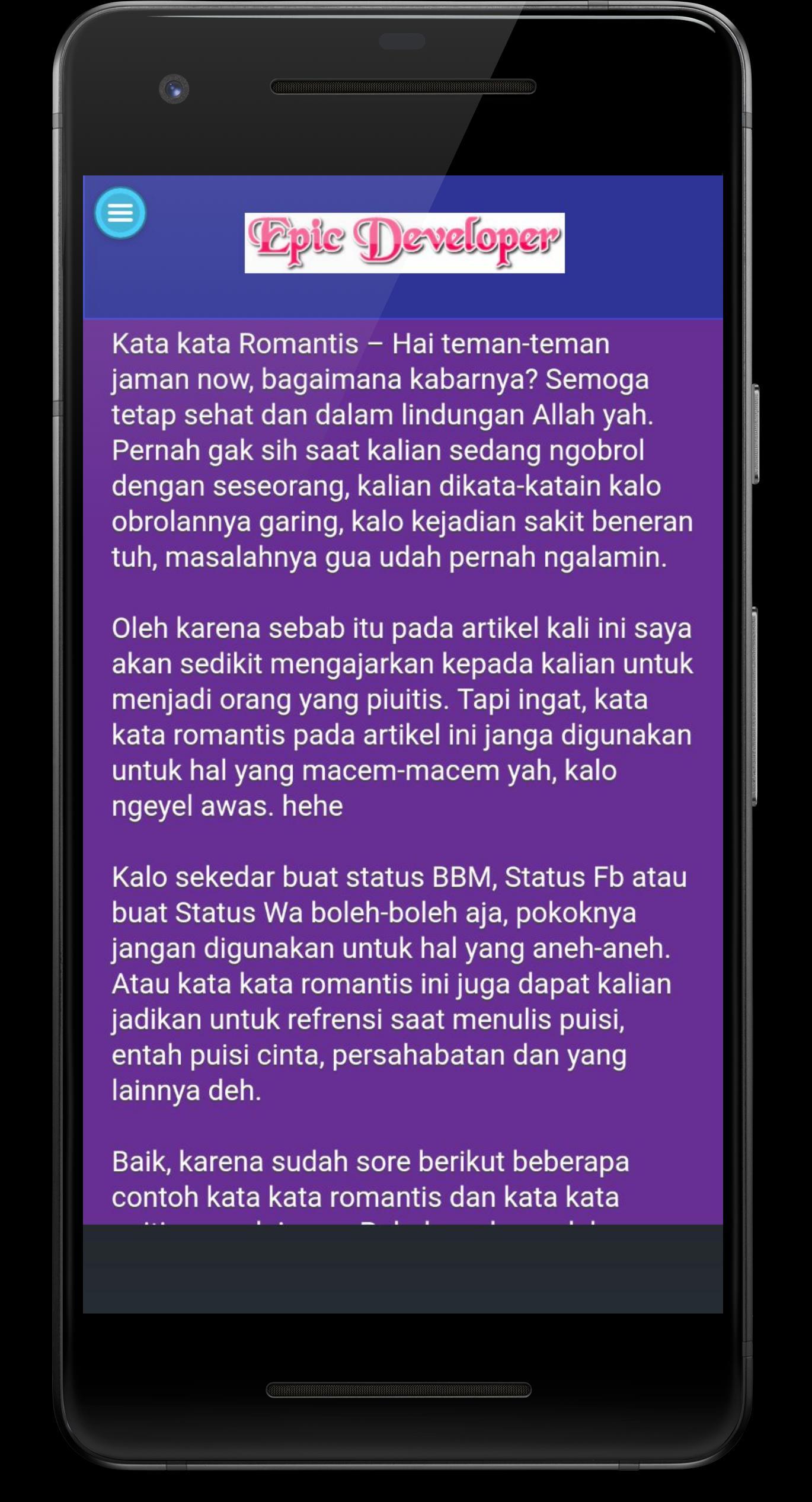 Kumpulan Kata Kata Romantis Indah Cinta Move On For Android
