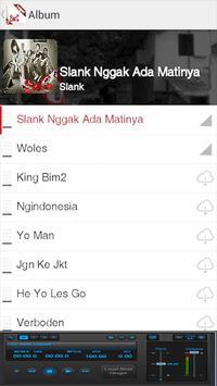 Kumpulan Lagu Slank Full Mp3 apk screenshot