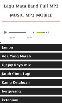 Kumpulan Lagu Mata Band Full Album MP3 screenshot 14