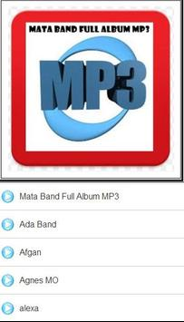Kumpulan Lagu Mata Band Full Album MP3 screenshot 1