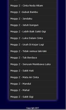 Lalu MEGGY Z Terlengkap - Mp3 screenshot 6