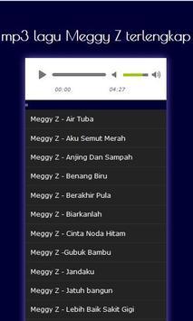 Lalu MEGGY Z Terlengkap - Mp3 screenshot 9