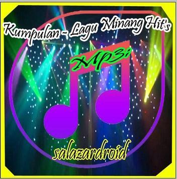 Kumpulan-Lagu Minang Hit's Mp3; poster
