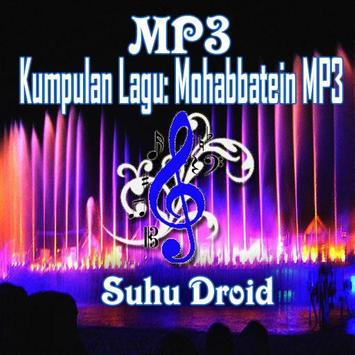 Song Collection: Mohabbate MP3 screenshot 10