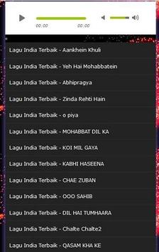 Song Collection: Mohabbate MP3 screenshot 6