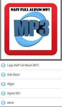 Kumpulan Lagu Naff Full Album MP3 screenshot 1
