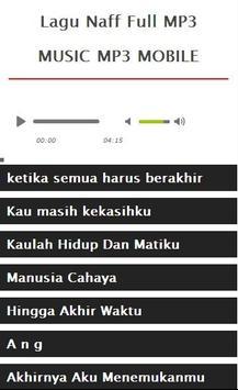 Kumpulan Lagu Naff Full Album MP3 screenshot 2