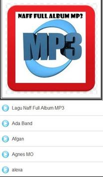 Kumpulan Lagu Naff Full Album MP3 screenshot 9