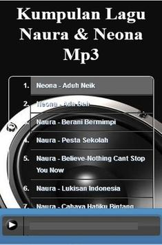 Kumpulan Lagu Naura & Neona Mp3 screenshot 5