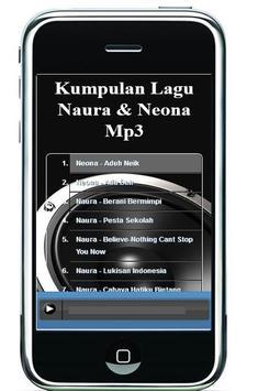 Kumpulan Lagu Naura & Neona Mp3 screenshot 7