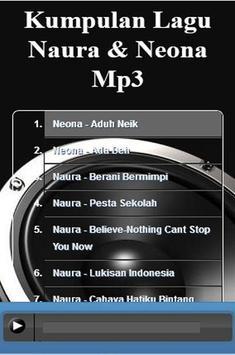 Kumpulan Lagu Naura & Neona Mp3 apk screenshot