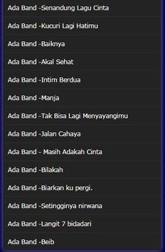 Song Collection There is a new band apk screenshot
