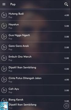 Song Collection BENYAMIN S Complete 2017 screenshot 5