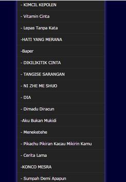 Kumpulan Lagu Banyuwangi Lengkap screenshot 2