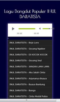 Lagu Lagu Dangdut INUL DARATISTA - Mp3 screenshot 3