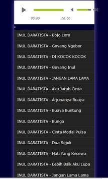 Lagu Lagu Dangdut INUL DARATISTA - Mp3 screenshot 4