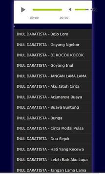 Lagu Lagu Dangdut INUL DARATISTA - Mp3 screenshot 8
