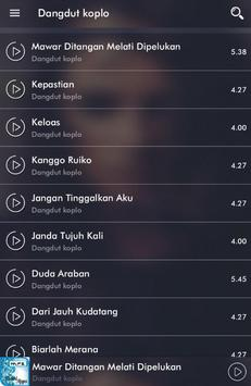 Song Collection Dangdut Om Complete Monata 2017 screenshot 17