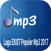 Song Collection EXIST Popular Mp3 2017 icon