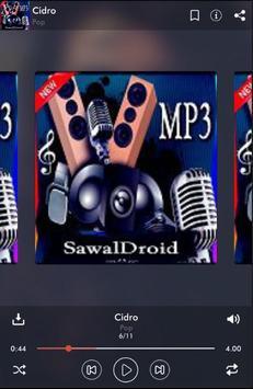 Song Collection Hip Hop Java screenshot 15