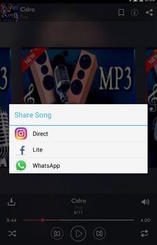 Song Collection Hip Hop Java screenshot 4