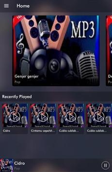 Song Collection Hip Hop Java screenshot 8