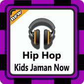 Kumpulan Lagu Hip Hop Kids Jaman Now Mp3 icono