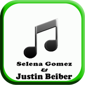 Kumpulan Lagu Selena Gomez & Justin Beiber Mp3 icon