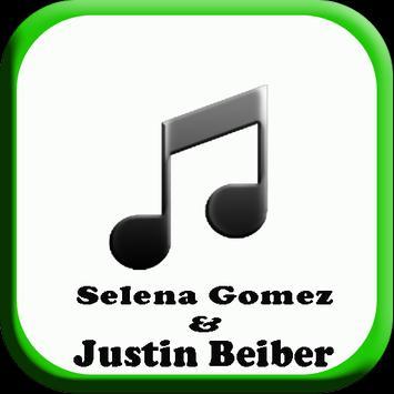Kumpulan Lagu Selena Gomez & Justin Beiber Mp3 poster