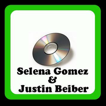 Kumpulan Lagu Selena Gomez & Justin Beiber Mp3 screenshot 5