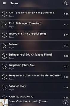 Kumpulan lagu tegar mp3 for android apk download.