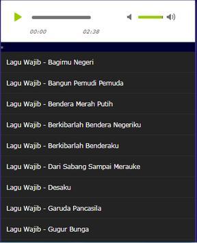 Kumpulan Lagu Wajib Indonesia Terlengkap apk screenshot