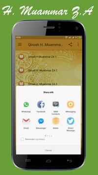 Qiroah H. Muammar ZA screenshot 7