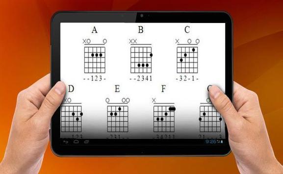 Guitar Chord screenshot 2