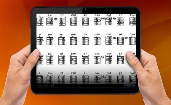 Guitar Chord screenshot 3