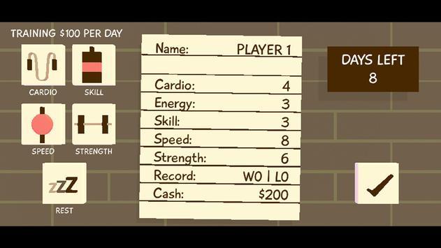 Bout Fighter screenshot 1